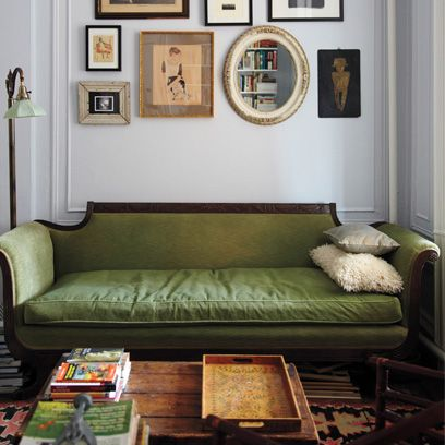 Wood, Brown, Room, Interior design, Green, Wall, Furniture, Couch, Living room, Floor,