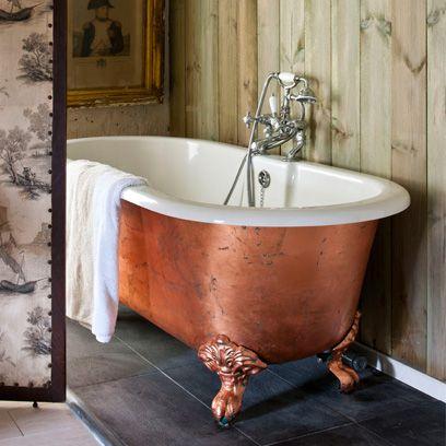 Plumbing fixture, Brown, Property, Room, Tap, Floor, Wall, Bathtub, Sink, Plumbing,