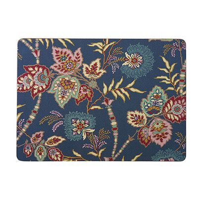 Textile, Pattern, Teal, Turquoise, Wallet, Floral design, Visual arts, Motif, Handheld device accessory, Creative arts,