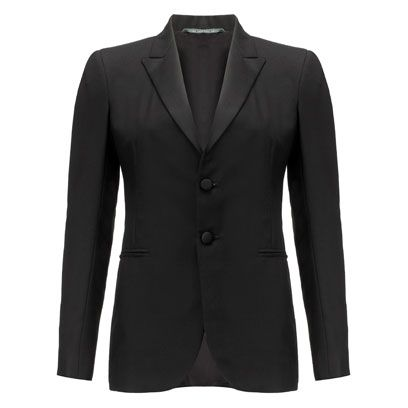 Clothing, Coat, Collar, Sleeve, Textile, Outerwear, Formal wear, Style, Blazer, Dress shirt,