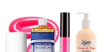 Liquid, Product, Fluid, Red, Magenta, Peach, Pink, Orange, Cosmetics, Tints and shades,