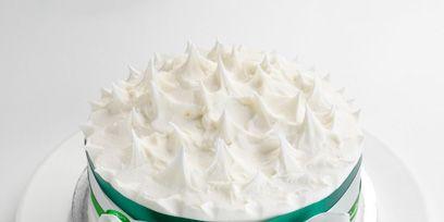 Food, Dessert, Cuisine, Cake, Ingredient, Whipped cream, Baked goods, Cake decorating, Buttercream, Sweetness,