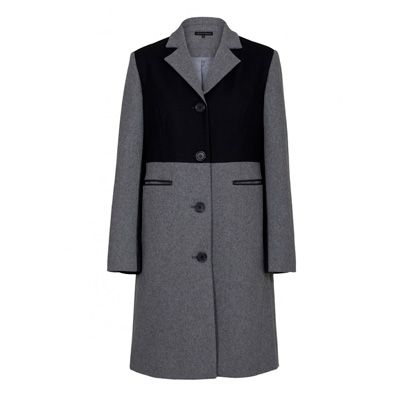 Clothing, Coat, Collar, Sleeve, Textile, Standing, Outerwear, Overcoat, Jacket, Style,