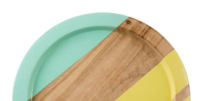 Yellow, Teal, Oval, Musical instrument accessory, Natural material,