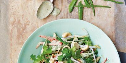 Cuisine, Food, Salad, Ingredient, Dishware, Leaf vegetable, Produce, Tableware, Recipe, Dish,