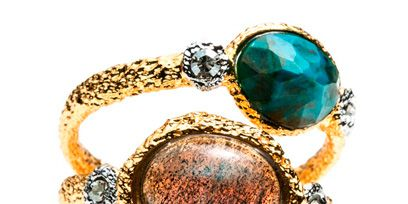 Brown, Yellow, Jewellery, Fashion accessory, Teal, Aqua, Amber, Turquoise, Natural material, Orange,