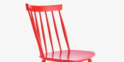 Product, Red, Line, Chair, Plastic, Peach,