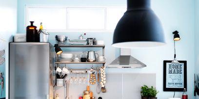 Room, White, Kitchen, Floor, Kitchen appliance, Major appliance, Home appliance, Interior design, House, Small appliance,