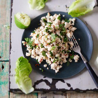 Food, Ingredient, Cuisine, Salad, Dishware, Dish, Leaf vegetable, Recipe, Plate, Vegetable,