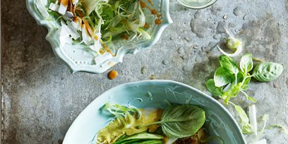 Food, Cuisine, Ingredient, Leaf vegetable, Dish, Recipe, Tableware, Salad, Plate, Produce,