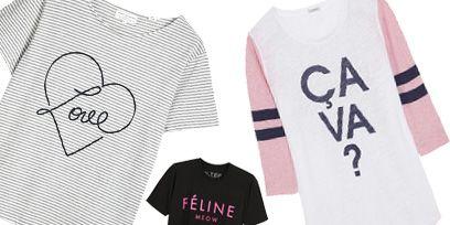 Clothing, Product, Sleeve, Text, White, Sportswear, Style, T-shirt, Font, Fashion,