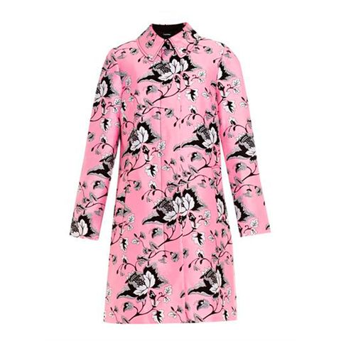 Product, Sleeve, Collar, Pattern, Textile, Dress shirt, Pink, Magenta, Fashion, Turquoise,