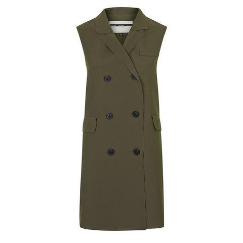 Collar, Sleeve, Textile, Dress shirt, Uniform, Dress, Pattern, Khaki, Button, Beige,