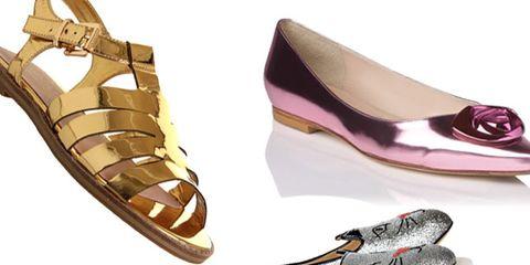 Footwear, Product, Brown, Shoe, Tan, Fashion, Black, Beige, Ballet flat, Fashion design,