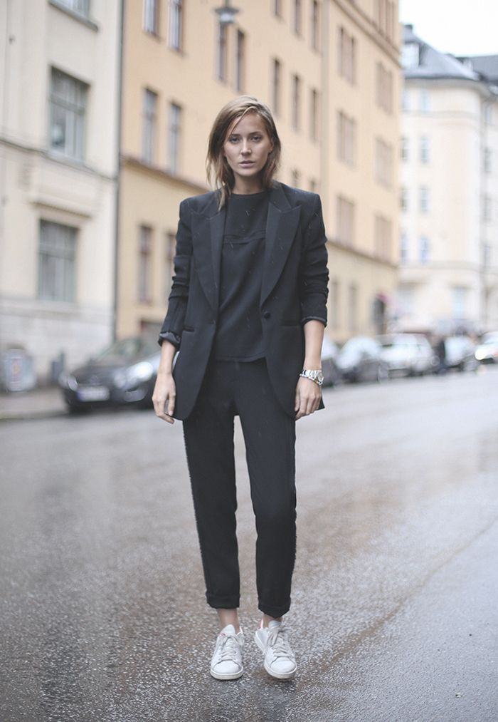 stan smith women outfit