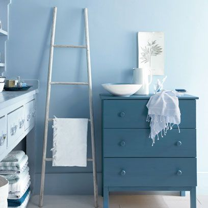 Blue, Wood, Product, Room, Chest of drawers, White, Drawer, Wall, Teal, Aqua,