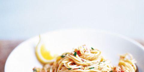 Cuisine, Food, Spaghetti, Noodle, Chinese noodles, Pasta, Ingredient, Pancit, Dishware, Recipe,