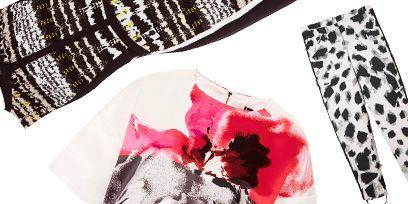 Pattern, Carmine, Costume accessory, Design, Wallet, Creative arts, Shoulder bag, Pattern, Craft, Rose family,