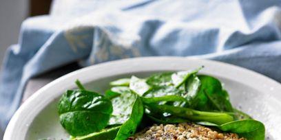 Food, Ingredient, Plate, Dishware, Tableware, Vegetable, Cuisine, Leaf vegetable, Breakfast, Citrus,