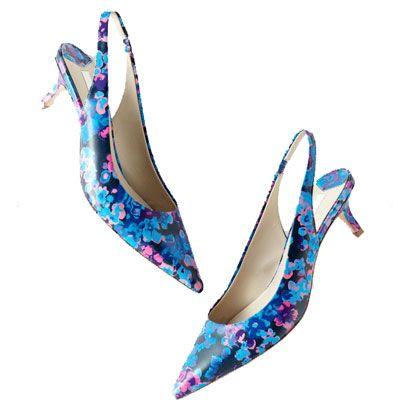 Purple, Basic pump, Dancing shoe, Ballet flat, Fashion design,