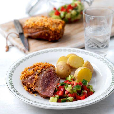 Food, Tableware, Serveware, Dishware, Cuisine, Meal, Ingredient, Meat, Dish, Plate,