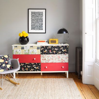 Upcycling A Chest Of Drawers Diy Projects