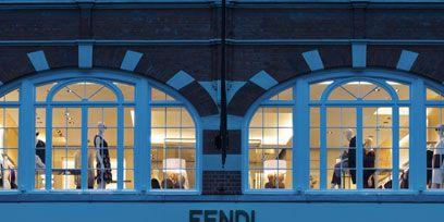 Facade, Commercial building, Fixture, Retail, Display window, Door, Arch, Reflection, Arcade,