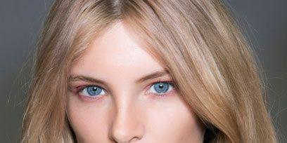 Hair, Nose, Lip, Cheek, Brown, Hairstyle, Eye, Skin, Chin, Forehead,
