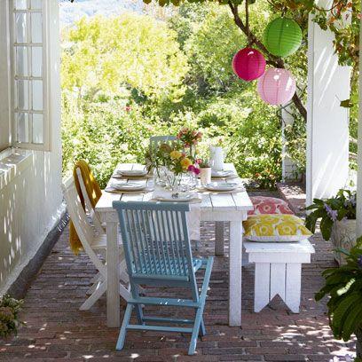 Petal, Chair, Home, Hardwood, Peach, Outdoor furniture, Garden, Flowerpot, Balloon, Daylighting,