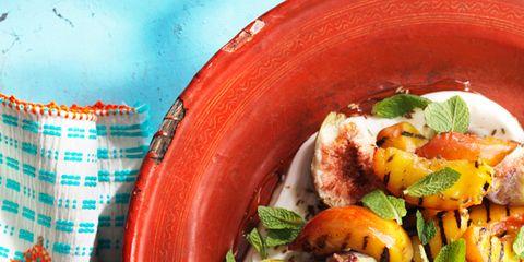 Food, Cuisine, Ingredient, Dish, Recipe, Tableware, Meat, Dishware, Produce, Leaf vegetable,