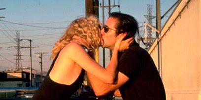Interaction, Romance, Kiss, Love, Honeymoon, Overhead power line, Gesture, Electrical network,