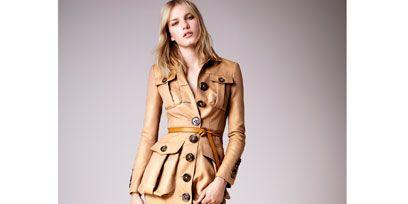 Brown, Sleeve, Shoulder, Khaki, Joint, High heels, Style, Bag, Tan, Knee,