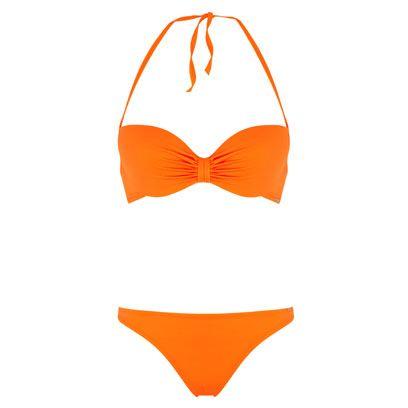 Product, Yellow, Orange, Red, Amber, Costume accessory, Undergarment, Swimsuit bottom, Tan, Peach,