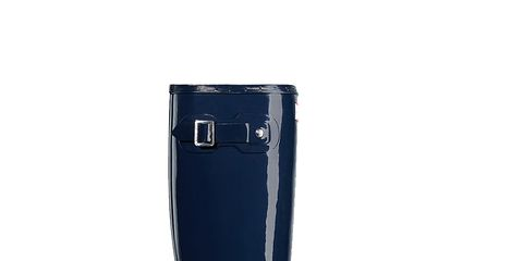 Boot, Riding boot, Leather, Black, Electric blue, Knee-high boot, Rain boot, Steel-toe boot, Synthetic rubber, Buckle,