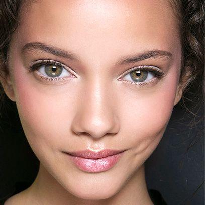 Face, Nose, Lip, Cheek, Brown, Eye, Hairstyle, Skin, Chin, Eyelash,