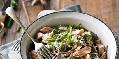 Food, Cuisine, Ingredient, Recipe, Dishware, Serveware, Dish, Kitchen utensil, Bowl, Meat,