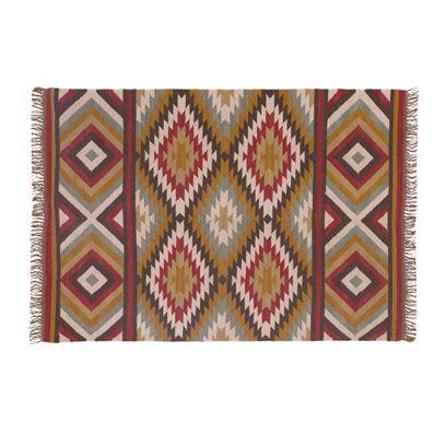 Pattern, Textile, Orange, Rectangle, Maroon, Beige, Linens, Visual arts, Creative arts, Symmetry,