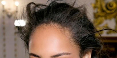 Hair, Lip, Cheek, Hairstyle, Chin, Forehead, Eyelash, Eyebrow, Style, Jaw,