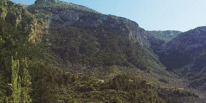 Mountainous landforms, Mountain, Swimming pool, Hill, Resort, Mountain range, Hill station, Valley, Resort town, Village,