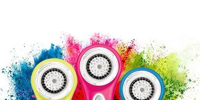 Magenta, Pink, Technology, Colorfulness, Paint, Watch accessory, Circle, Illustration, Silver, Watch,