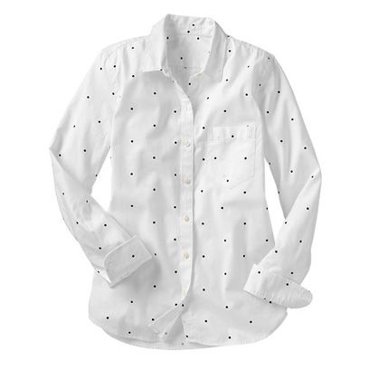 Dress shirt, Sleeve, Collar, White, Pattern, Button, Black-and-white, Pattern,