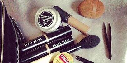 Brown, Kitchen utensil, Tan, Photography, Cutlery, Cosmetics, Material property, Peach, Brush, Face powder,