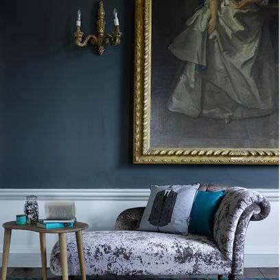 Room, Wall, Furniture, Couch, Interior design, Teal, Throw pillow, Turquoise, Pillow, Picture frame,
