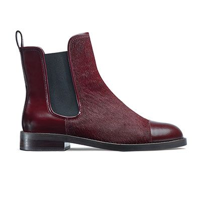 Brown, Red, Leather, Maroon, Carmine, Black, Boot, Beige, Tan, Material property,