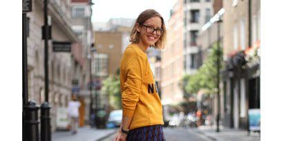 Clothing, Brown, Sleeve, Shoulder, Textile, Collar, Outerwear, Street fashion, Bag, Street,