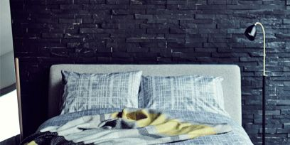 Product, Room, Textile, Furniture, Wall, Bedding, Linens, Interior design, Bed sheet, Bed,