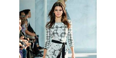 Clothing, Footwear, Leg, Shoulder, Human leg, Dress, Joint, Fashion show, Style, Fashion model,