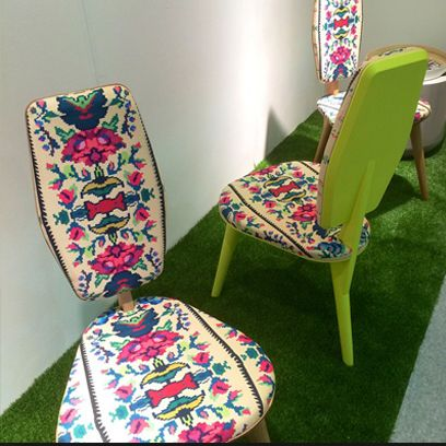 Chair, Motif, Creative arts, Pattern,