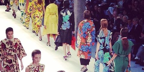 Clothing, People, Textile, Pattern, Dress, Fashion, Street fashion, Waist, One-piece garment, Fashion design,