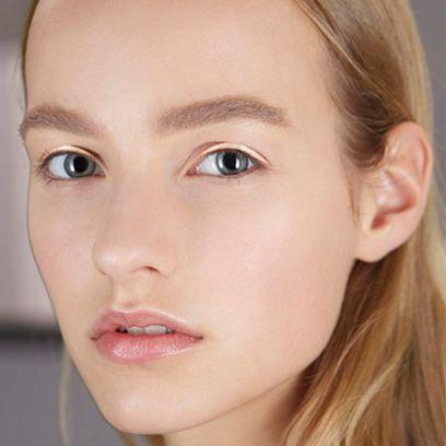 Nose, Ear, Lip, Cheek, Brown, Hairstyle, Skin, Chin, Forehead, Eyelash,
